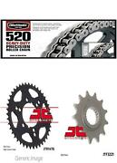 520h Heavy-duty Chainfront And Rear Sprocket Kit Pol 350l Trail Boss 2x4 90-93