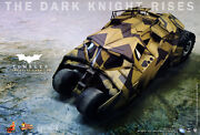 Hot Toys Batmobile Tumbler Camo Ver. 1/6 Scale Vehicle Collectible Limited Ed.