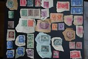 43 International India Germany S Africa Bahamas Eire Stamp 1a 2 2 1/2d 5 Cent