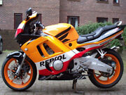 Fit For 1997-1998 Cbr600f3 Repsol Abs Injection Mold Bodywork Fairing Kit