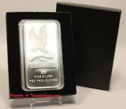 3 Air-tite 10oz Silver Bar Standard Size Storage Gift Box And Capsule Holder Case