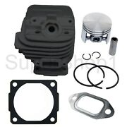 Cylinder And Piston Kit For Stihl Ms260 026 44mm Rep 1121 020 1203 Tracking