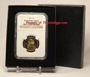 5 Air-tite Direct Fit Ngc Coin Slab Holder Storage Gift Boxes + Insert Display