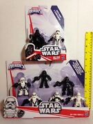 Star Wars Galactic Heroes Darth Vader Imperial Forces Lot 💥ships Worldwide💥
