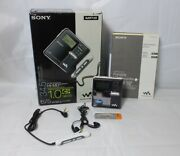 Open-box - Sony Mz-rh910 Hi-md Walkman - Digital Music Player