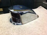 Vintage Boat Bow Light C501 Rechromed May 17and039
