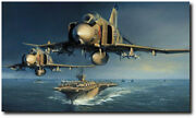 Into The Storm By John Shaw Main Edition 14 To 19 Signatures F-4 Phantom