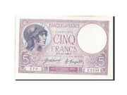 [206590] France 5 Francs 5 F 1917-1940 And039and039violetand039and039 1920 Km 72b 1920-12-06