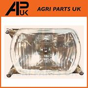 Lh Headlight Headlamp Head Light Lamp For Fiat Td Ford New Holland Tractor
