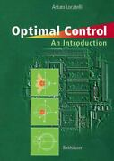 Optimal Control An Introduction By Arturo Locatelli A Locatelli V V Belet...