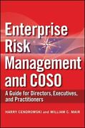 Enterprise Risk Management And Coso A Guide For Directors Executives And Pr...