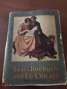 Sears Roebuck And Company. Catalog No. 154, 1927 First Norman Rockwell Cover