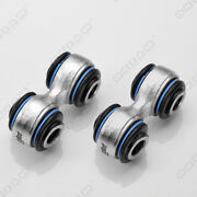 2x Rear Anti-roll Stabiliser Drop Link Rod Left / Right For Bmw 6 Series E24 New
