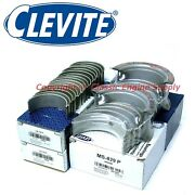 New Clevite .020 Rod And .010 Under Main Bearing Set 366 396 402 427 454 502 Chevy
