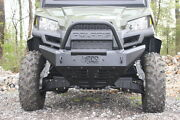 2014 Polaris Ranger 800 Midsize Hd Front Bumper Accepts Winch Not Included