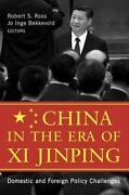 China In The Era Of Xi Jinping By Ross, Robert S. Bekkevold, Jo Inge