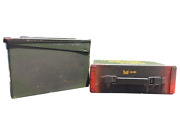 30 Cal Ammo Can - Grade 2 - 2 Pack
