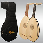 New Heartland Renaissance Lute Right Handed Lute And Left Handed Lute .inc Bag