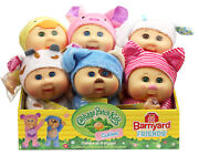 Cabbage Patch Kids Cpk Collectible Cuties And Sprouts Baby Dolls Adorable Costumes