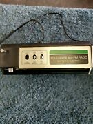 Vintage Capehart Am Fm Radio Solid State Battery Elecrtric Tested And Works