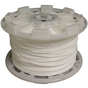 Horse And Livestock White Monofilament Fencing 8ga. 2000ft. Equine Fence