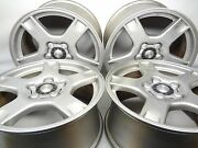 Corvette Factory Wheels 1997 1998 1999 Part 9592524 And 9592525 Front Rear Silver