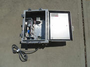 Power-one Hd15-6-a I/ Vectro Hoffman A16h1206allp Electrical Enclosure Aluminum