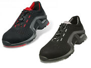 Uvex Safety Trainers. Esd Rated. 100 Metal-free Composite. Airport Compliant.