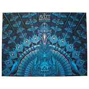 Avett Brothers Poster 6/19/2016 Austin Texas Acl Signed And Numbered A/p 22
