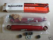 Nos Vintage Oem Ford Motorcraft Shock Absorbers Ax84a Dated 1966 On Box