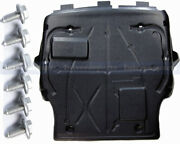 Under Engine Cover Undertray + Fitting Kit For Vw Transporter T5 And Caravelle Van