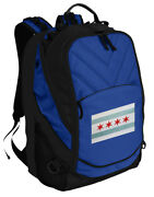 Chicago Backpack Best Chicago Flag Laptop Computer Bags For School Or Travel