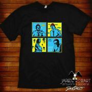 Life Aquatic T-shirt Inspired By 2004 Movie Great For Gifting W/ Blu Ray Or Dvd