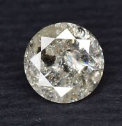 3.00 Ct Certified Round Cut Solitaire Loose Diamonds 100 Natural And Untreated