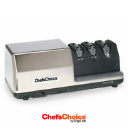 Chefand039s Choice Pro Electric Commercial Knife Sharpener 2100 Edgeselect Aus Stock