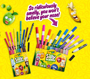 Crayola Silly Scents ❣ Markers ❣ Crayons ❣ Pencils ❣ You Choose ❣ Ships Free ❣
