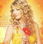 Beautiful Eyes [ep] By Taylor Swift Cd/dvd Out Of Print - Usa Cd And Dvd