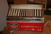 1960and039s Ford Rotunda Automotive Bulb Display Rack. A Rare Find