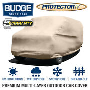 Budge Protector Iv Van Cover Fits Mini Up To 18and039 Long waterproof breathable