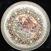 19th Century Japanese Satsuma Charger - Carson Pirie Scott And Co. - Chicago