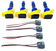 Ignition Coil Packs And Pigtail Wire Mazda 3 6 Cx-7 Mx-5 Miata Cx7 Mx5 2.0 2.3 2.5