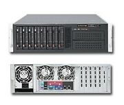 New Supermicro Sys-6036t-tf 3u Server With X8dte-f Motherboard