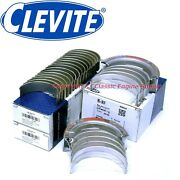 New Clevite .010 Under Size Rod And Main Bearing Set 1971-1976 351m 400 Ford