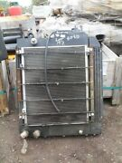 Jcb 808 Cooling Pack 4 X Section
