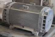 General Electric 200hp Frame 449tsd Odp 2300/4000 Volts