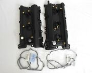 Genuine Valve Covers And Gaskets 2003-2006 Nissan 350z Infiniti G35 M35 Fx35