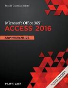 Shelly Cashman Series Microsoft Office 365 Andamp Access 2016 Comprehensive ...
