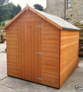 Garden Shed 12mm Tongued And Grooved Throughout Super Ultra Value Tandg Hut
