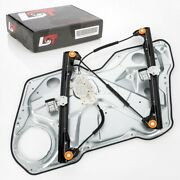 Complete Electric Window Regulator With Panel Front Left For Seat Leon 1m1