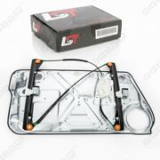 Complete Electric Window Regulator With Panel Front Right For Vw New Beetle